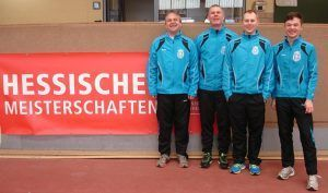 Hessiche Hallenmeisterschaften in Wiesbaden