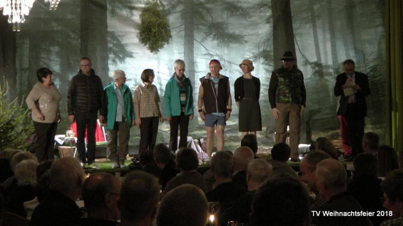Weihnachtsfeier Rede Lustig.Tv Weihnachtsfeier 2018 Turnverein 1868 E V Bad Orb