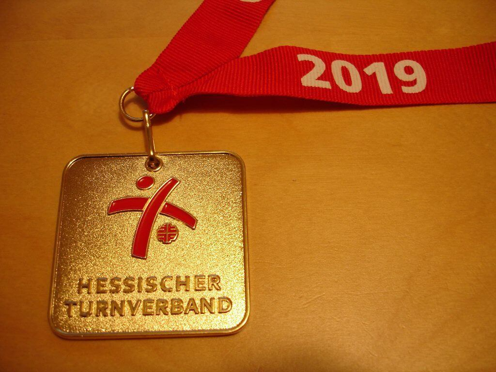 Goldmedaille 2019