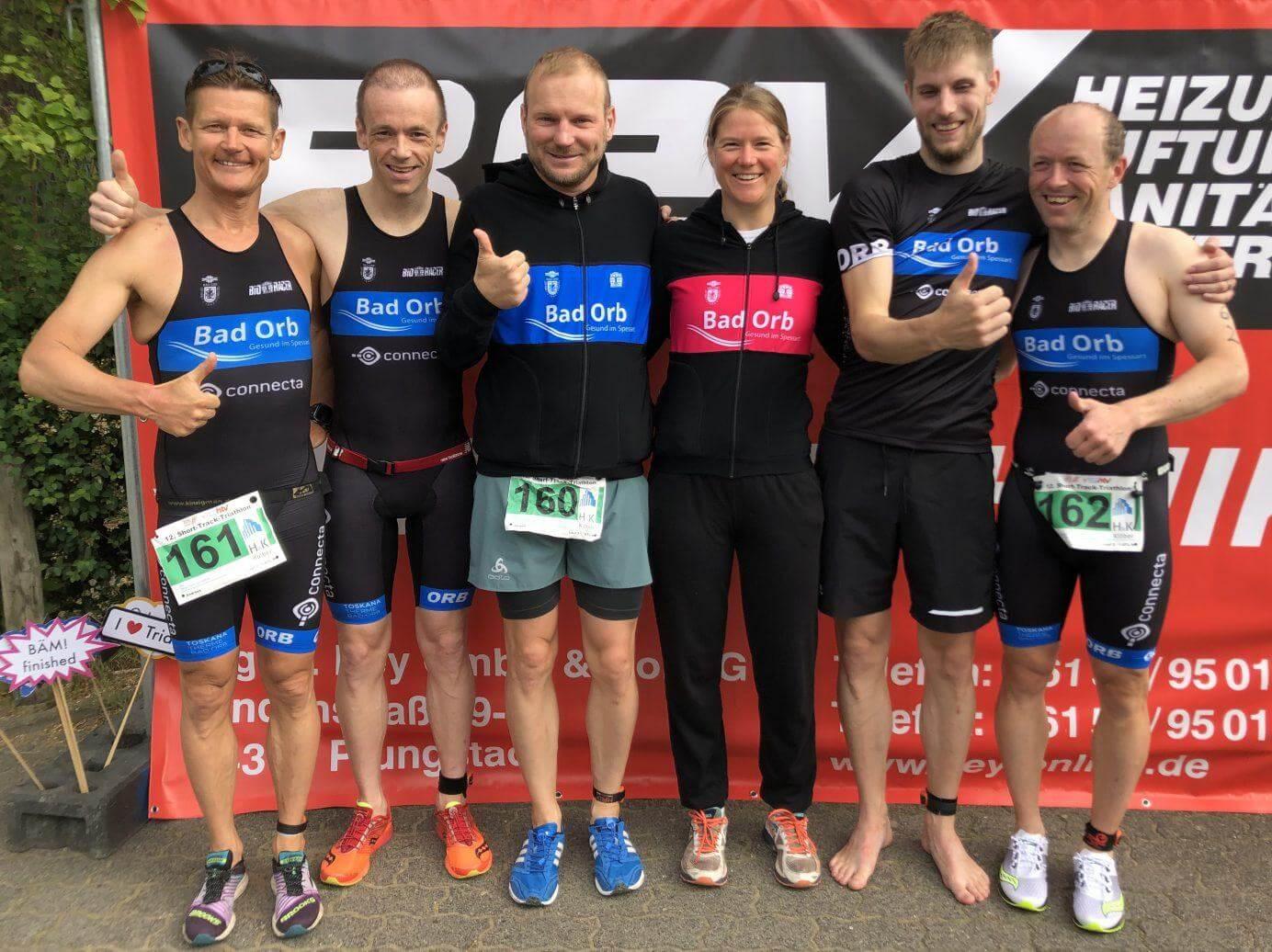 Triathlon Erfolge in Griesheim > TURNVEREIN 1868 E.V. BAD ORB